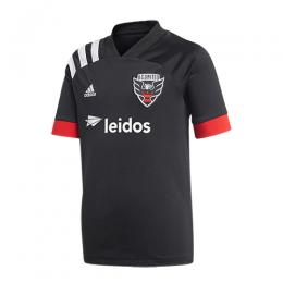 2020 D.C. United Home Black Soccer Jerseys Shirt
