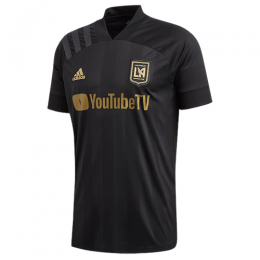 2020 Los Angeles FC Home Black Soccer Jerseys Shirt