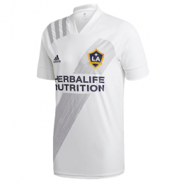 2020 La Galaxy Home White Soccer Jerseys Shirt(Player Version)