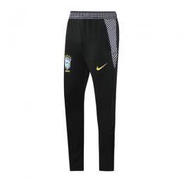 2020 Brazil Black Player Version Training Trouser