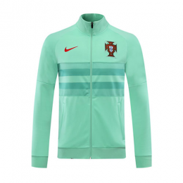 2020 Portugal Green Player Version Tranining Jacket
