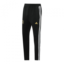 20/21 Juventus Black Player Version Training Trousers