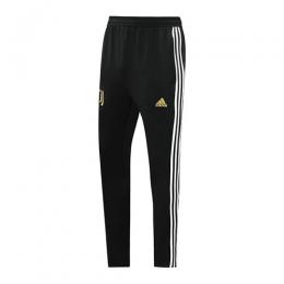 20/21 Juventus Black Player Version Training Trousers
