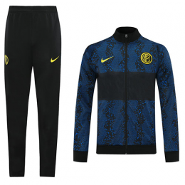 20/21 Inter Milan Navy Player Version Training Kit(Jacket+Trouser)