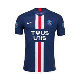 19/20 PSG Navy&Red Limited Edition Soccer Jerseys Shirt
