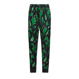 2020 World Cup Nigeria Black&Green Training Trouser