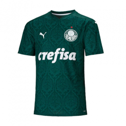 2020 Palmeiras Home Green Soccer Jerseys Shirt(Player Version)