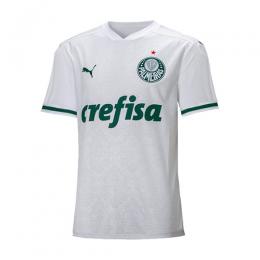 2020 Palmeiras Away White Soccer Jerseys Shirt(Player Version)
