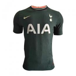 20/21 Tottenham Hotspur Away Dark Green Soccer Jerseys Shirt(Player Version)