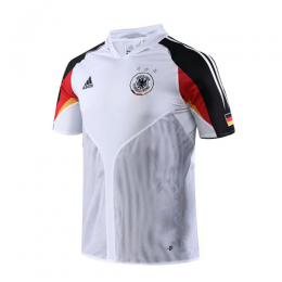 2004 Germany Retro Home Soccer Jerseys Shirt