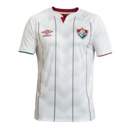 20/21 Fluminense FC Away White Soccer Jerseys Shirt