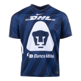 20/21 UNAM Pumas Away Navy Soccer Jerseys Shirt