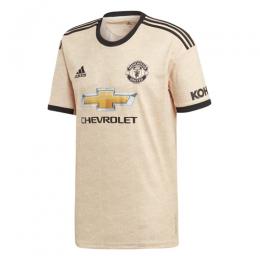 19/20 Manchester United Away Khaki Jerseys Shirt