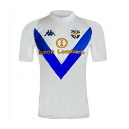 03/04 Brescia Calcio Away White Retro Jerseys Shirt