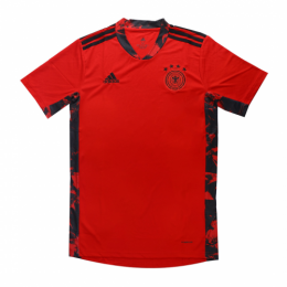 2020 Germany  Goalkeeper Red Soccer Jerseys Shirt