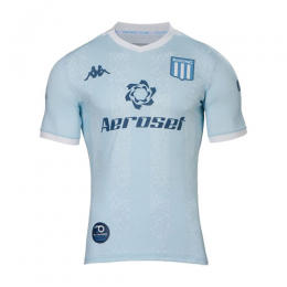 20/21 Racing Club de Avellaneda Third Away Light Blue Soccer Jerseys Shirt