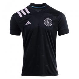 2020 Inter Miami CF Away Black Soccer Jerseys Shirt