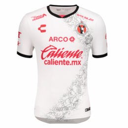 20/21 Club Tijuana Away White Soccer Jerseys Shirt