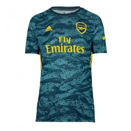 19/20 Arsenal Goalkeeper Green Soccer Jerseys Shirt