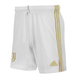 20/21 Juventus Home White Soccer Jerseys Short