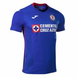 20/21 CDSC Cruz Azul Home Blue Soccer Jerseys Shirt