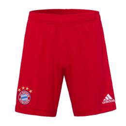 20/21 Bayern Munich Home Red Jerseys Short