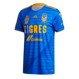 20/21 Tigres UANL Away Blue Soccer Jerseys Shirt