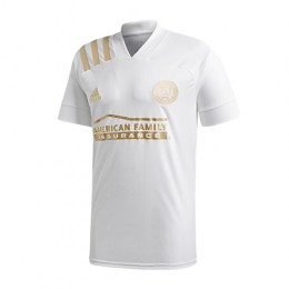 2020 Atlanta United Away White Soccer Jerseys Shirt