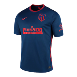 20/21 Atletico Madrid Away Navy Soccer Jerseys Shirt