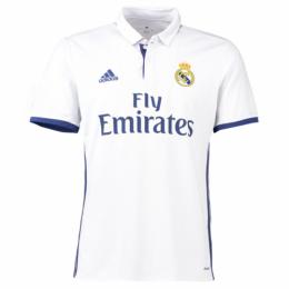16/17 Real Madrid Home White Retro Jerseys Shirt