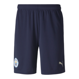 20/21 Manchester City Third Away Navy Jerseys Short