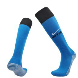 20/21 Inter Milan Home Blue&Black Soccer Jerseys Socks