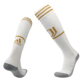 20/21 Juventus Home White Soccer Jerseys Socks