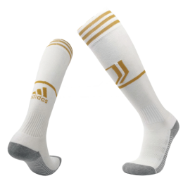 20/21 Juventus Home White Soccer Jerseys Socks