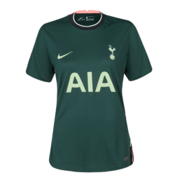 20/21 Tottenham Hotspur Away Green Women's Jerseys Shirt