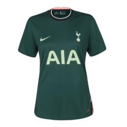 20/21 Tottenham Hotspur Away Green Women's Jerseys Shirt