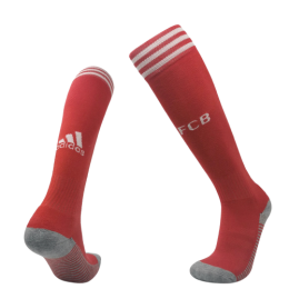 20/21 Bayern Munich Home Red Jerseys Socks