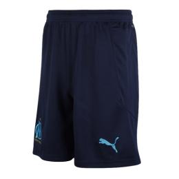 20/21 Marseilles Away Navy Soccer Jerseys Short