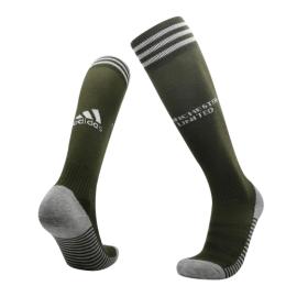 20/21 Manchester United Away Dark Green Jerseys Socks