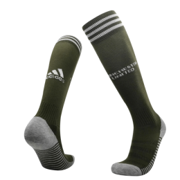 20/21 Manchester United Away Dark Green Jerseys Socks