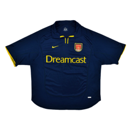 00/02 Arsenal Away Black Retro Jerseys Shirt