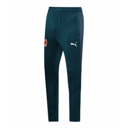 20/21 AC Milan Blue Training Trousers