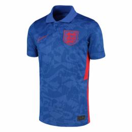 2020 England Away Blue Jerseys Shirt