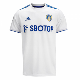 20/21 Leeds United Home White Jerseys Shirt