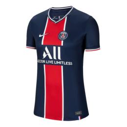 20/21 PSG Home Navy Women's Soccer Jerseys Shirt