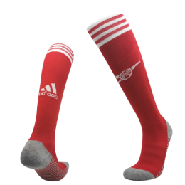 20/21 Arsenal Home Red Soccer Jerseys Socks