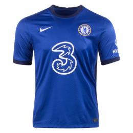 20/21 Chelsea Home Blue Soccer Jerseys Shirt(Player Version)
