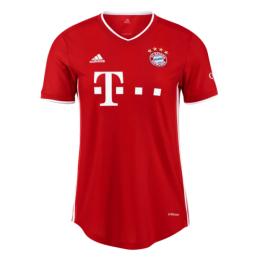 20/21 Bayern Munich Home Red Women's Jerseys Shirt