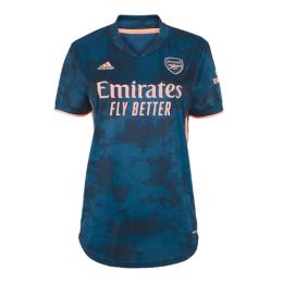 20/21 Arsenal Third Away Navy Women's Jerseys Shirt