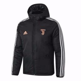 20/21 Juventus Black Winter Training Jacket